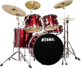 Buy the TAMA Imperialstar Drum Set
